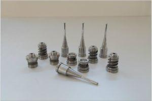 プラスチック注入ペットプレフォーム型または型の針弁