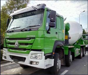 HOWO-7 8X4 371HPの具体的なミキサーのトラック