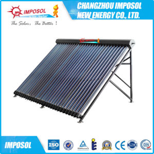 O tubo de vácuo pressurizado de Alta Energia Solar Colector do aquecedor de água