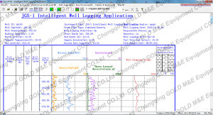 デジタルGeophysical Borehole Well Logging System、Well Logging ToolおよびWater Well Logging