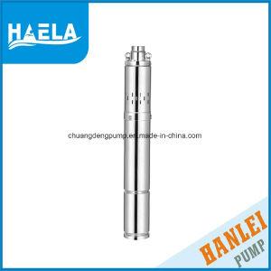 1HP 220V/50Hz la vis de la pompe de puits profond avec boîtier de commande