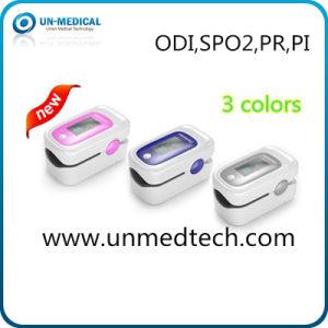 OLED nuevo dedo Pulsioxímetro con Pi y la función de almacén de datos