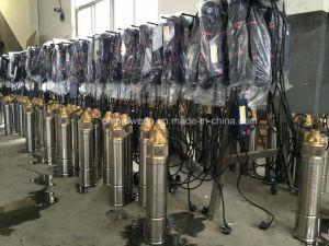 De Diepe goed Elektrische Reeks met duikvermogen van de Pomp van het Water 4sk (m) (1HP-2HP)