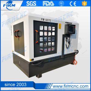 router di macinazione di CNC dell'incisione della muffa del metallo di 600mm*750mm