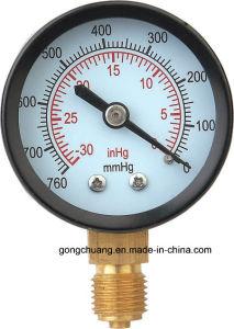 63 мм 2.5inch стальной корпус манометра давления манометра