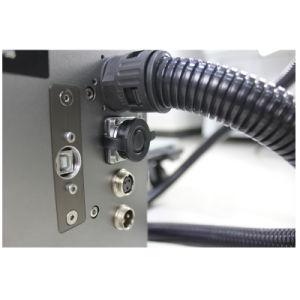 Высокая скорость охлаждения воздуха CO2 Galvo лазерной печати машины