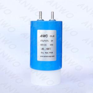 Boîtier en aluminium avec goujon les condensateurs du convertisseur électronique de puissance pour le circuit de liaison CC