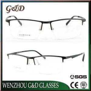 Het In het groot Frame Eyewear van uitstekende kwaliteit van het Aluminium van de Manier Optische