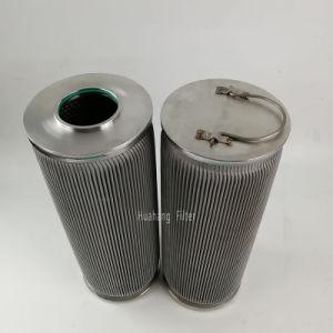 Van de het polymeersmelting van het Roestvrij staal van de filterpatroon de oliefilter op hoge temperatuur