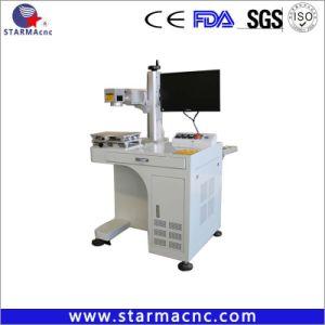 Портативный станок для лазерной маркировки ce качество волокна для металла