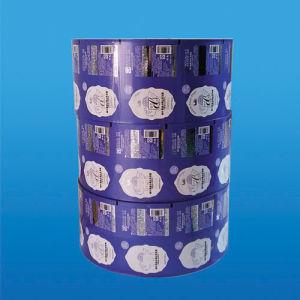 Película de plástico de impressão colorida para alimentos, material de embalagem, películas de embalagem