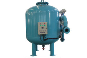 Sólidos suspensos removendo o filtro de carvão activo Retrolavagem Automática
