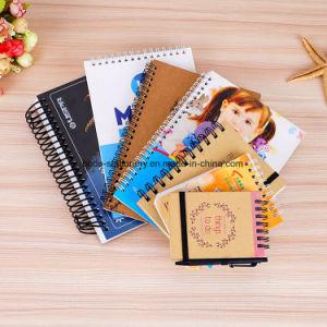 Obligado el Bloc de notas Bloc de notas Cuaderno de espiral personalizados