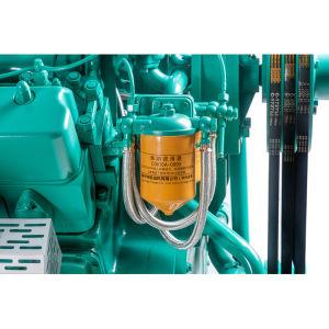 물은 12 실린더 510kw Kt27g700tld 디젤 엔진 힘을 냉각했다