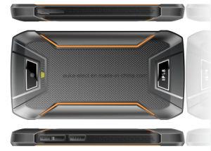 5 de vierling-Kern van de duim FHD 4G IP68 tri-Bewijs Android6.0 Smartphone