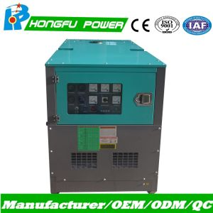 200квт 250 ква Cummins Silent дизельного генератора с электрическим регулятором