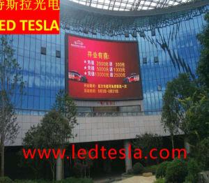 La Chine usine LED Haute luminosité Outdoor pleine couleur Affichage LED P6