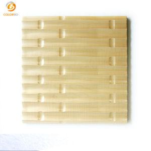 China-Gebildete Wand MDF-3D für Hauptdekoration
