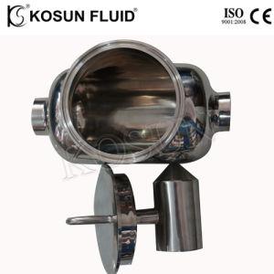 Filtro magnetico rivestito doppio dall'acciaio inossidabile per l'alimento dell'acqua