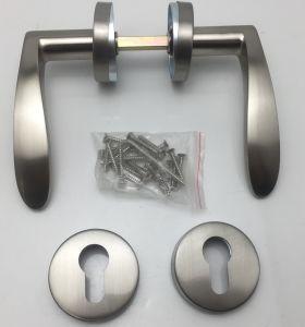 新しいデザインステンレス鋼304空SSSのドアハンドル