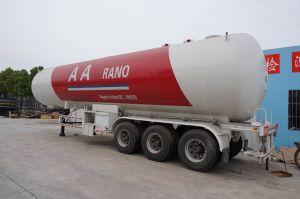 Populäre Propan 60m3 LPG-Gas-Sattelschlepper für Afrika