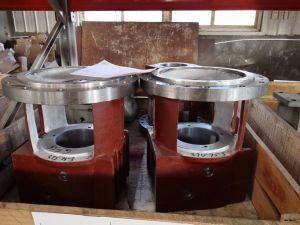 La pompa di Sulzer parte l'adattatore A53 del AUP di Ahlstrom
