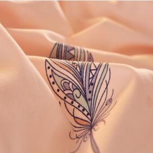 安いデジタルによって印刷される羽毛布団か慰める人カバー