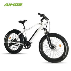 Motor de doble grasa 500W eléctrico neumático de bicicleta de montaña