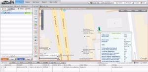Tempo reale automatico GPS che segue unità con la macchina fotografica (TK510-KW)