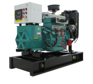 Utiliser le générateur électrique alimenté de biogaz dans le digesteur anaérobie