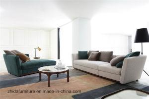 Новые деревянные ткани диван для гостиной