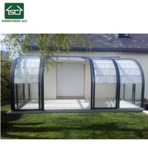 別荘のための庭のSunroomの日曜日のカスタムアルミニウム家