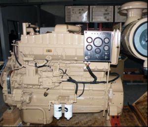 186kw de DrijfDieselmotor Nta855-P250 van de Pomp van de Waterkoeling Cummins