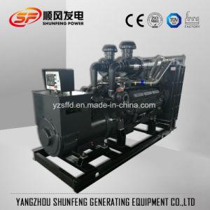 中国Sdec Shangchaiエンジンを搭載する438kVA電力ディーゼルGenset