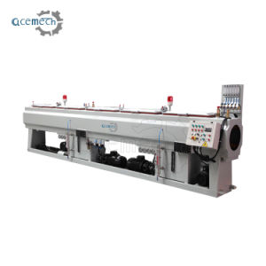 De goede Kwaliteit paste PE van 50250mm om de Machine van de Uitdrijving van de Pijp van de Irrigatie aan