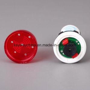 22mm couleur rouge AC220 Signal sonore du système d'alarme de la lumière lampe pilote LED