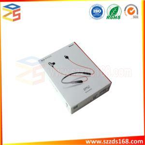 Электронные устройства/провод для наушников поле бумаги с логотипом