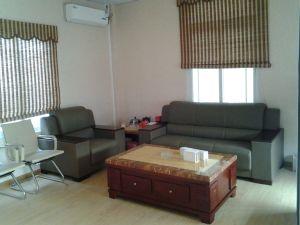 China Luxury fácil de instalar Impermeável e à prova de fogo Prefab House