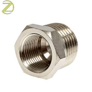 Boccola non standard personalizzata dell'acciaio inossidabile del manicotto dell'asta cilindrica del manicotto di accoppiamento del metallo della cavità di servizio di CNC