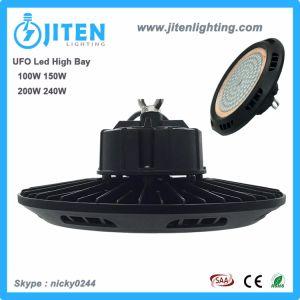 2018 vendedor caliente LED 150W de alta de la luz de la Bahía de nave industrial