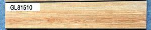 buitensporige kijkt Houten van 150*800mm de Verglaasde Ceramische Tegels van de Vloer (GL81510)