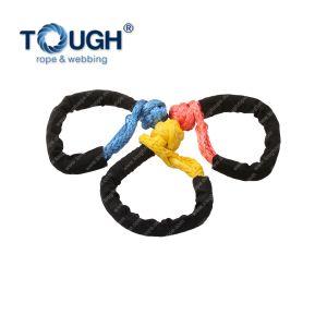 Anello di trazione molle/ancoraggio della corda di fabbricazione 12 del nodo professionale ad alta resistenza dei fili UHMWPE