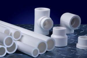 Moldes de injeção de plástico do molde instalação de tubo T PPSU personalizada