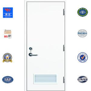 De Emergencia Exterior de alta calidad a ras de la puerta de acero resistente al fuego para el Hospital (FS-YL-006)