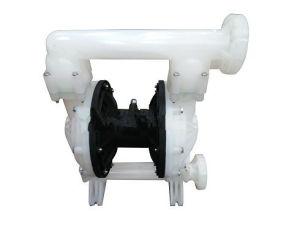 Qby Technik-pneumatische Membranpumpe-verstärkte Polypropylen-Plastikmembranpumpe
