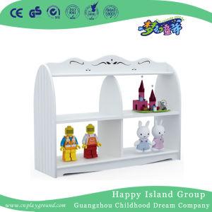 روضة الأطفال عمليّة بيع حارّ أبيض خشبيّة ثلاثة طبقات مروحة يشكّل رصيف صخري ([هج-5904])