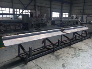 Plastic Trunking van de Kabel van de Uitdrijving Line/PVC van het Profiel Machine