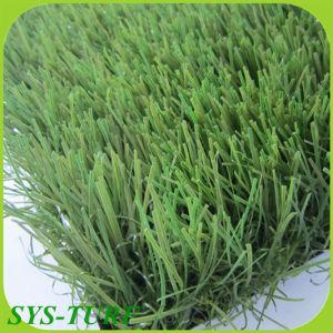 Het modelleren van het Gras van Turt /Artificial van het Voetbal van het Gras met Rubber Steun voor Kunstmatig Gras