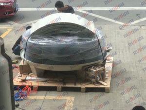300tはタイプ円形カウンターの流れのタイプ水冷却塔を開く