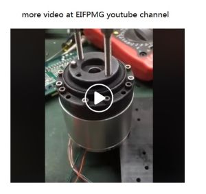 機械サーボモーター低いDC電圧を切り分ける200W